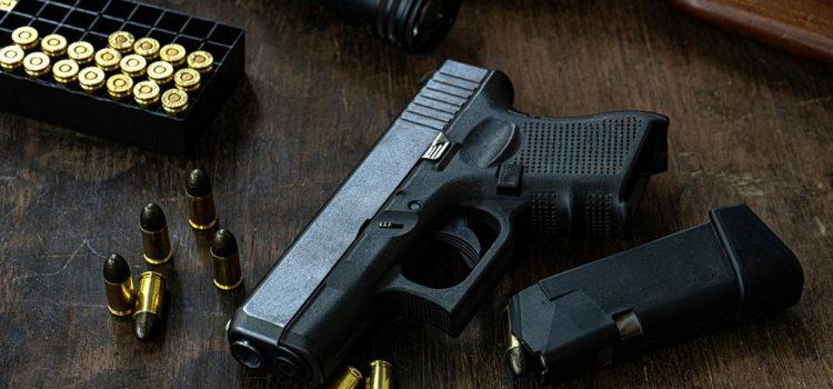 clasificacion de las armas de fuego