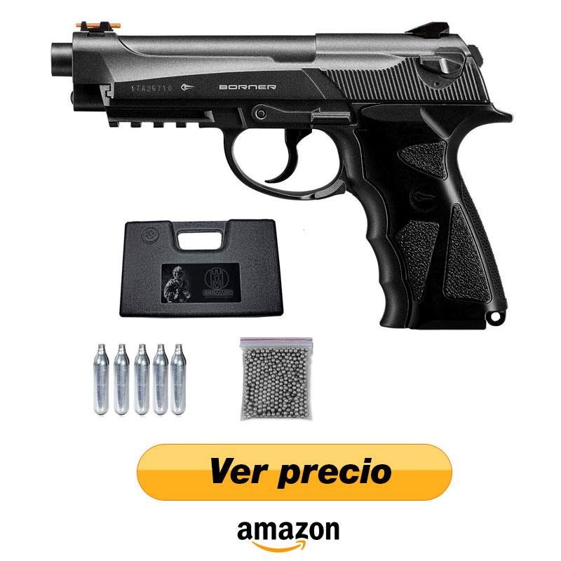Pistola Borner Sport 306